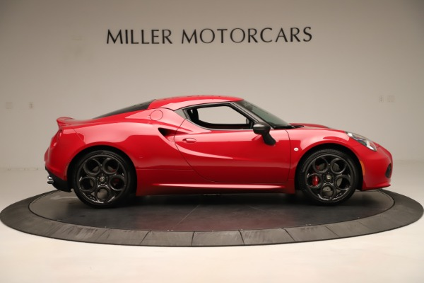 Used 2015 Alfa Romeo 4C for sale Sold at Maserati of Greenwich in Greenwich CT 06830 9