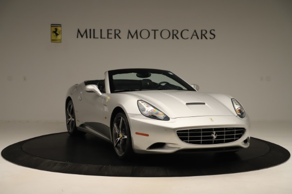 Used 2014 Ferrari California 30 for sale Sold at Maserati of Greenwich in Greenwich CT 06830 11