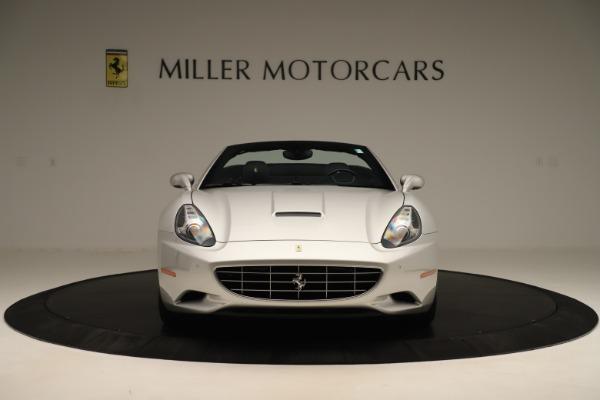 Used 2014 Ferrari California 30 for sale Sold at Maserati of Greenwich in Greenwich CT 06830 12