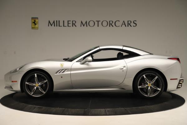 Used 2014 Ferrari California 30 for sale Sold at Maserati of Greenwich in Greenwich CT 06830 14