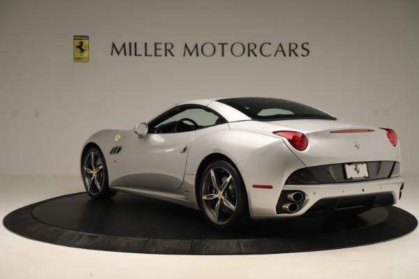 Used 2014 Ferrari California 30 for sale Sold at Maserati of Greenwich in Greenwich CT 06830 15