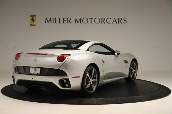 Used 2014 Ferrari California 30 for sale Sold at Maserati of Greenwich in Greenwich CT 06830 16