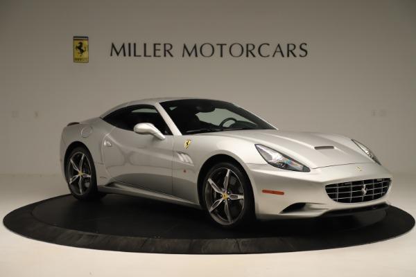 Used 2014 Ferrari California 30 for sale Sold at Maserati of Greenwich in Greenwich CT 06830 18