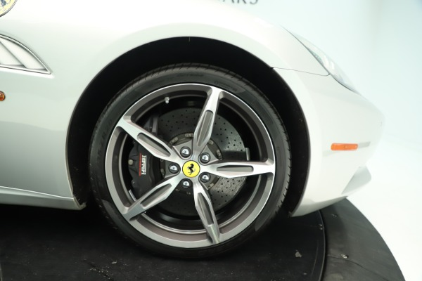 Used 2014 Ferrari California 30 for sale Sold at Maserati of Greenwich in Greenwich CT 06830 19
