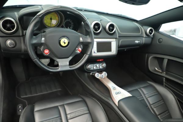 Used 2014 Ferrari California 30 for sale Sold at Maserati of Greenwich in Greenwich CT 06830 20