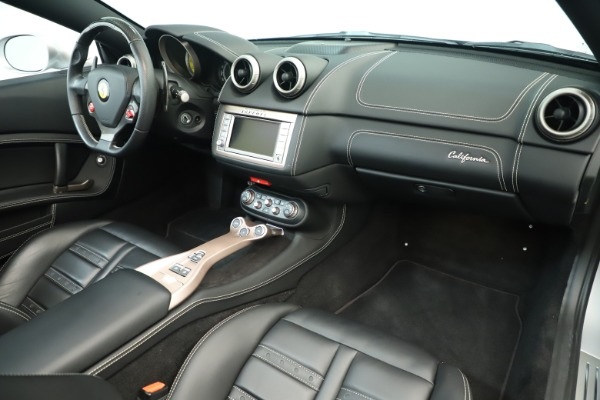 Used 2014 Ferrari California 30 for sale Sold at Maserati of Greenwich in Greenwich CT 06830 25