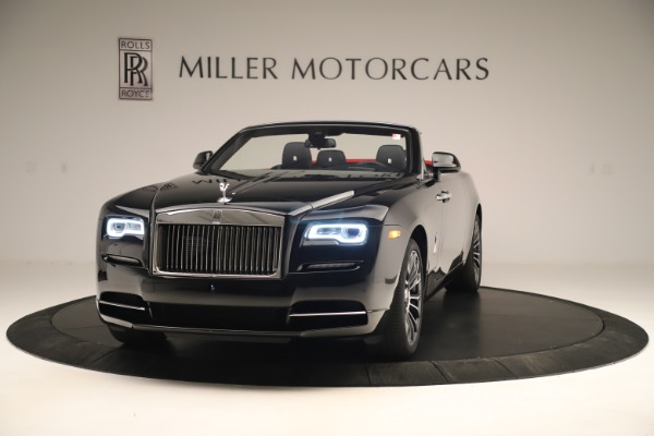 Used 2019 Rolls-Royce Dawn for sale Sold at Maserati of Greenwich in Greenwich CT 06830 1