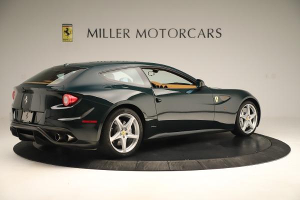 Used 2012 Ferrari FF for sale Sold at Maserati of Greenwich in Greenwich CT 06830 8
