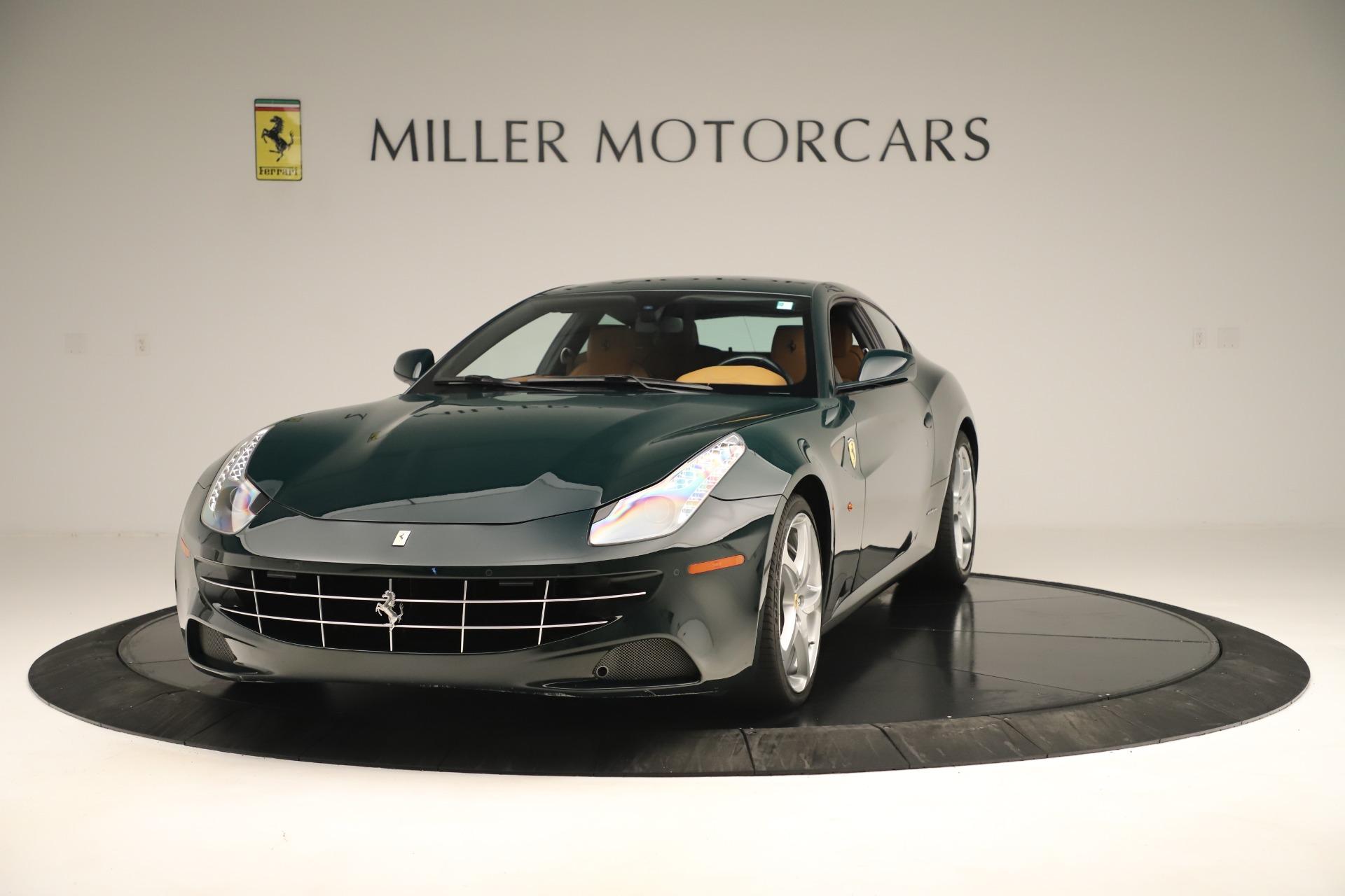 Used 2012 Ferrari FF for sale Sold at Maserati of Greenwich in Greenwich CT 06830 1