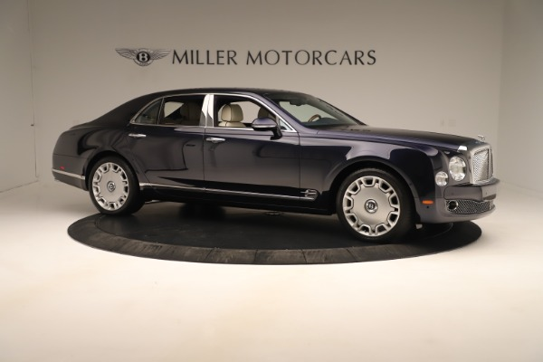 Used 2016 Bentley Mulsanne for sale $146,900 at Maserati of Greenwich in Greenwich CT 06830 10