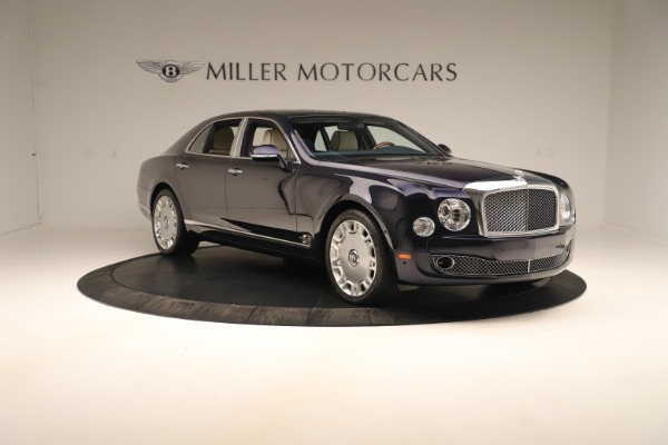 Used 2016 Bentley Mulsanne for sale $146,900 at Maserati of Greenwich in Greenwich CT 06830 11