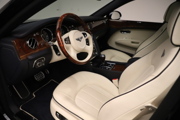 Used 2016 Bentley Mulsanne for sale $146,900 at Maserati of Greenwich in Greenwich CT 06830 17