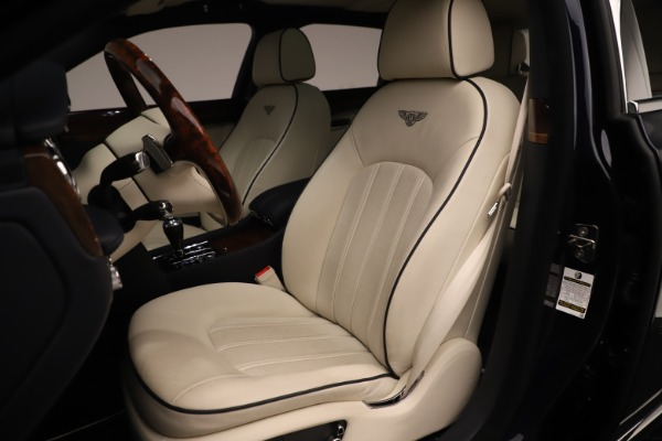 Used 2016 Bentley Mulsanne for sale $146,900 at Maserati of Greenwich in Greenwich CT 06830 19