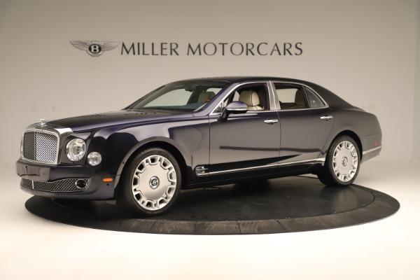 Used 2016 Bentley Mulsanne for sale $146,900 at Maserati of Greenwich in Greenwich CT 06830 2