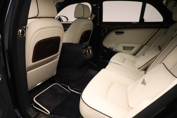 Used 2016 Bentley Mulsanne for sale $146,900 at Maserati of Greenwich in Greenwich CT 06830 21