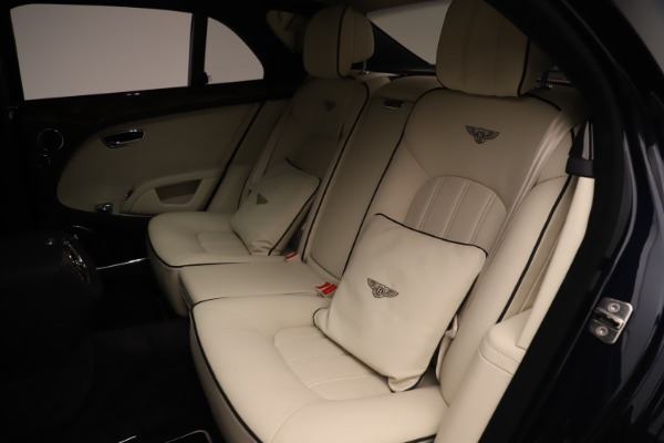 Used 2016 Bentley Mulsanne for sale $146,900 at Maserati of Greenwich in Greenwich CT 06830 22