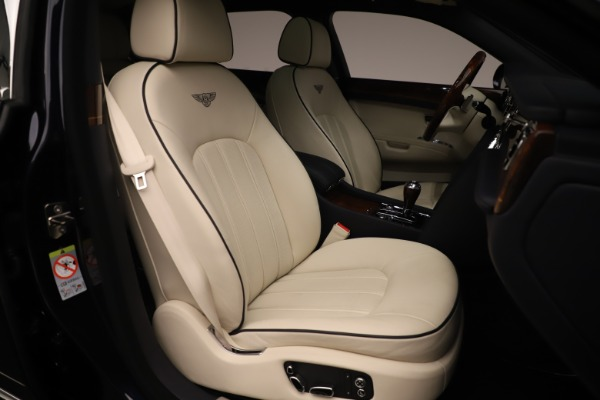 Used 2016 Bentley Mulsanne for sale $146,900 at Maserati of Greenwich in Greenwich CT 06830 27