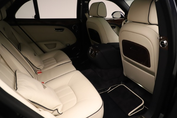 Used 2016 Bentley Mulsanne for sale $146,900 at Maserati of Greenwich in Greenwich CT 06830 28