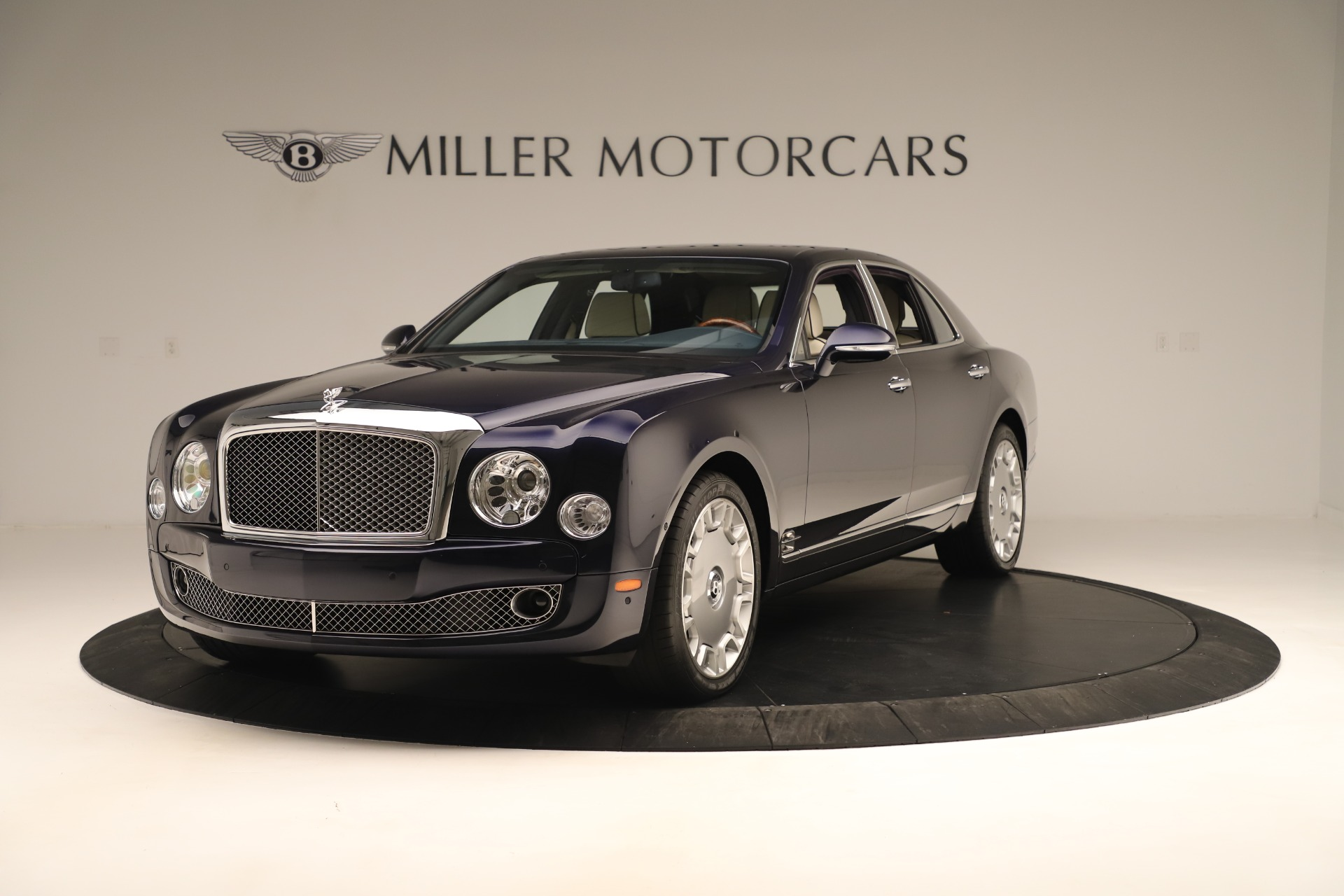 Used 2016 Bentley Mulsanne for sale $146,900 at Maserati of Greenwich in Greenwich CT 06830 1
