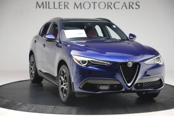 New 2019 Alfa Romeo Stelvio Ti Sport Q4 for sale $58,940 at Maserati of Greenwich in Greenwich CT 06830 11