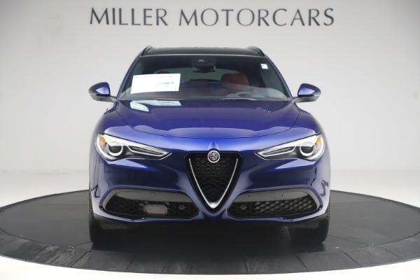 New 2019 Alfa Romeo Stelvio Ti Sport Q4 for sale $58,940 at Maserati of Greenwich in Greenwich CT 06830 12