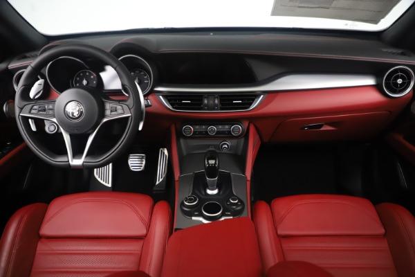 New 2019 Alfa Romeo Stelvio Ti Sport Q4 for sale $58,940 at Maserati of Greenwich in Greenwich CT 06830 16