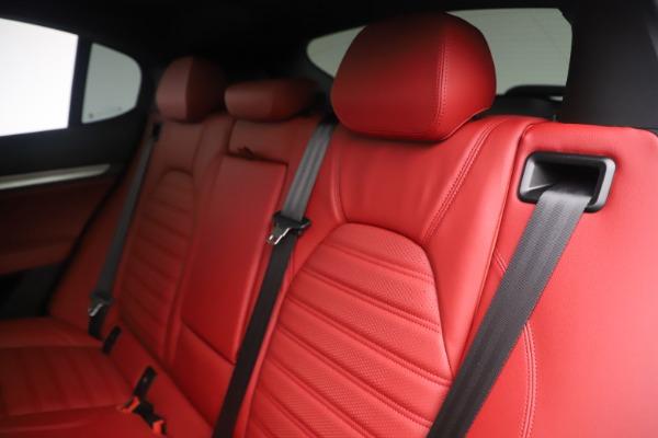 New 2019 Alfa Romeo Stelvio Ti Sport Q4 for sale Sold at Maserati of Greenwich in Greenwich CT 06830 18