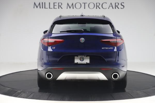 New 2019 Alfa Romeo Stelvio Ti Sport Q4 for sale $58,940 at Maserati of Greenwich in Greenwich CT 06830 6