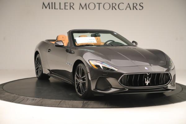 New 2019 Maserati GranTurismo Sport Convertible for sale $161,695 at Maserati of Greenwich in Greenwich CT 06830 11