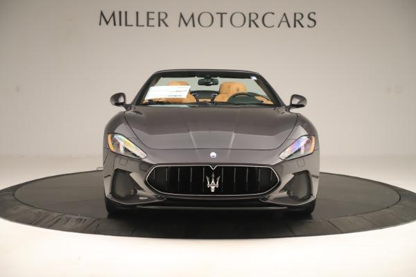New 2019 Maserati GranTurismo Sport Convertible for sale $161,695 at Maserati of Greenwich in Greenwich CT 06830 12