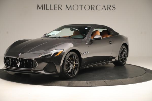 New 2019 Maserati GranTurismo Sport Convertible for sale $161,695 at Maserati of Greenwich in Greenwich CT 06830 13
