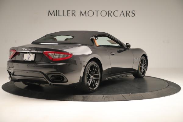 New 2019 Maserati GranTurismo Sport Convertible for sale $161,695 at Maserati of Greenwich in Greenwich CT 06830 16