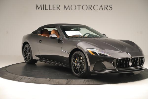 New 2019 Maserati GranTurismo Sport Convertible for sale $161,695 at Maserati of Greenwich in Greenwich CT 06830 18