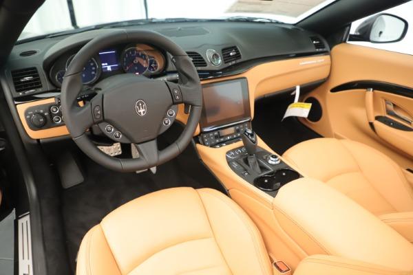 New 2019 Maserati GranTurismo Sport Convertible for sale $161,695 at Maserati of Greenwich in Greenwich CT 06830 19