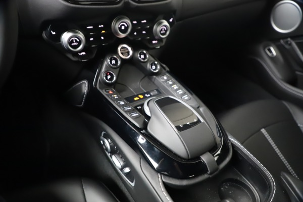 New 2020 Aston Martin Vantage Coupe for sale Sold at Maserati of Greenwich in Greenwich CT 06830 16