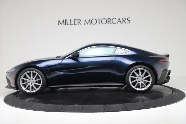 New 2020 Aston Martin Vantage Coupe for sale Sold at Maserati of Greenwich in Greenwich CT 06830 2