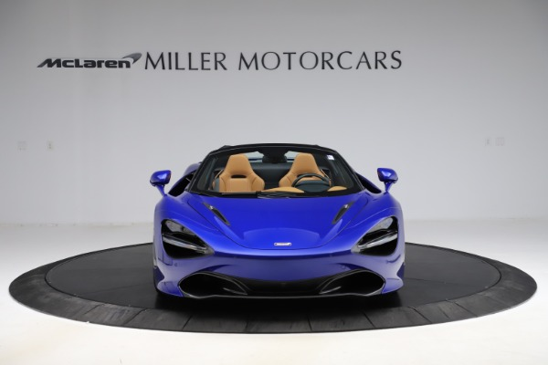 New 2020 McLaren 720S SPIDER Convertible for sale $374,830 at Maserati of Greenwich in Greenwich CT 06830 12