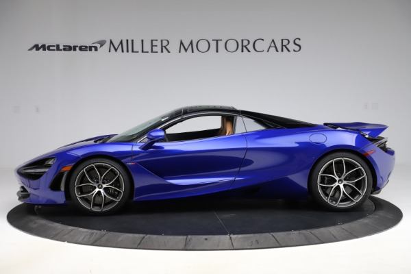 New 2020 McLaren 720S SPIDER Convertible for sale $374,830 at Maserati of Greenwich in Greenwich CT 06830 17