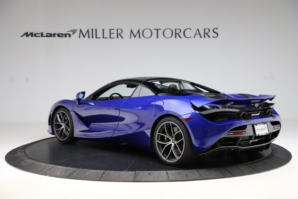 New 2020 McLaren 720S SPIDER Convertible for sale $374,830 at Maserati of Greenwich in Greenwich CT 06830 18