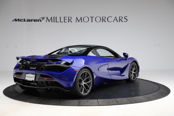 New 2020 McLaren 720S SPIDER Convertible for sale $374,830 at Maserati of Greenwich in Greenwich CT 06830 19