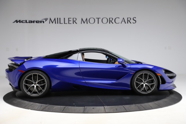 New 2020 McLaren 720S Spider Luxury for sale $374,830 at Maserati of Greenwich in Greenwich CT 06830 20