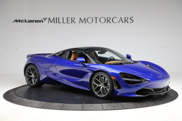 New 2020 McLaren 720S SPIDER Convertible for sale $374,830 at Maserati of Greenwich in Greenwich CT 06830 21