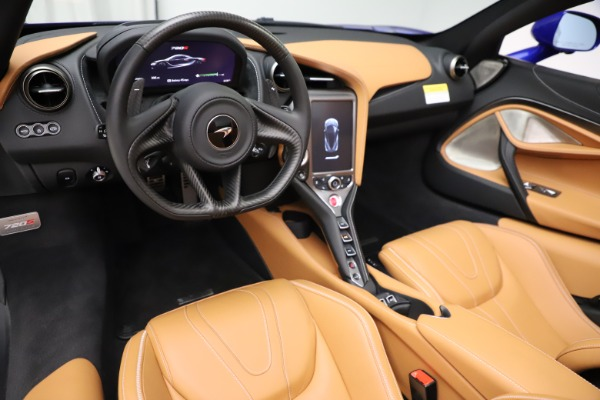 New 2020 McLaren 720S SPIDER Convertible for sale $374,830 at Maserati of Greenwich in Greenwich CT 06830 22