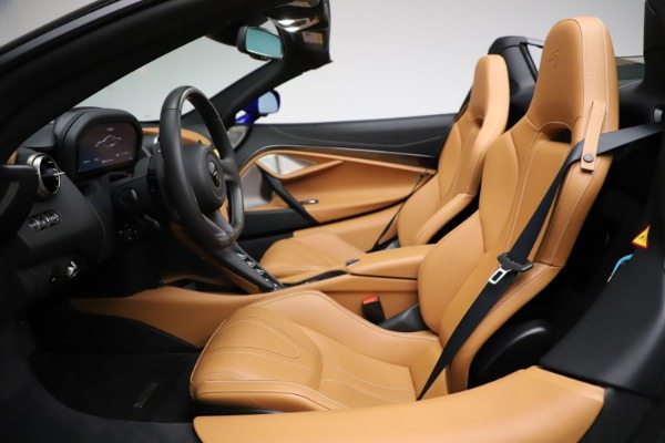 New 2020 McLaren 720S SPIDER Convertible for sale $374,830 at Maserati of Greenwich in Greenwich CT 06830 23