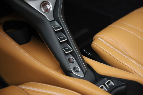 New 2020 McLaren 720S Spider Luxury for sale $374,830 at Maserati of Greenwich in Greenwich CT 06830 26