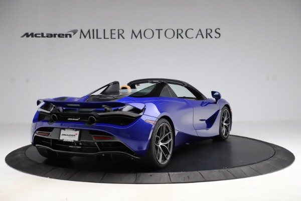 New 2020 McLaren 720S SPIDER Convertible for sale $374,830 at Maserati of Greenwich in Greenwich CT 06830 7