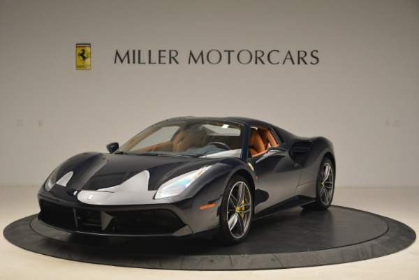 Used 2018 Ferrari 488 Spider for sale Sold at Maserati of Greenwich in Greenwich CT 06830 13
