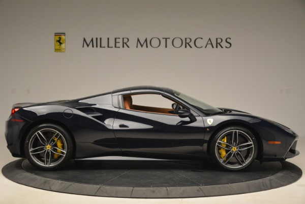 Used 2018 Ferrari 488 Spider for sale Sold at Maserati of Greenwich in Greenwich CT 06830 21