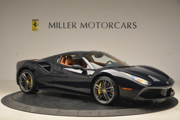 Used 2018 Ferrari 488 Spider for sale Sold at Maserati of Greenwich in Greenwich CT 06830 22