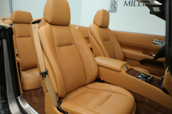 Used 2016 Rolls-Royce Dawn for sale Sold at Maserati of Greenwich in Greenwich CT 06830 17